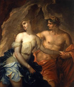 Cervelli Orfeo ed Euridice