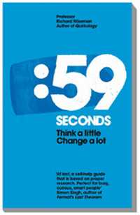 59 Seconds by Roger Wiseman